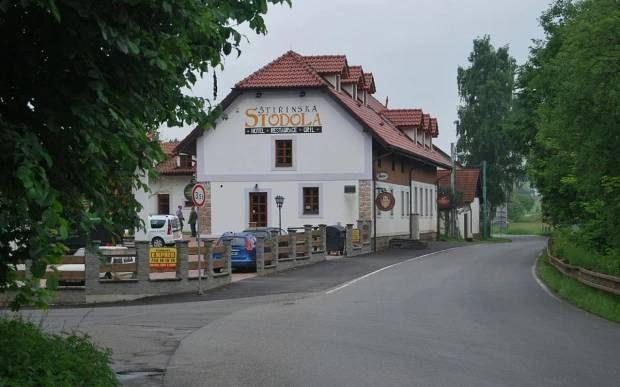 Štiřínská Stodola