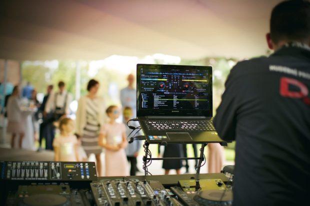 Playlist na svatbu