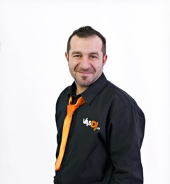 Marek - Váš DJ na firemní akci