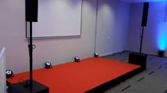 osvětlení pódia