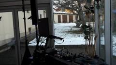 DJ technika v zimní zahradě