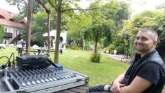 ozvučení obřadu - zvukařské stanoviště