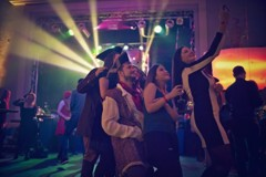 fotograf na večírek a párty