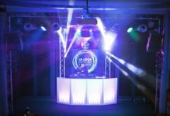 DJ stage v La Loca