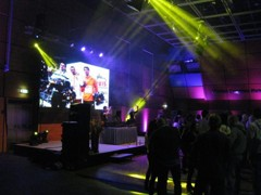 DJ na sportovní událost