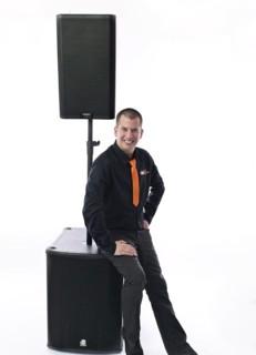 Filip - Váš DJ na firemní akci