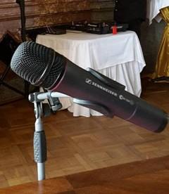 profi mikrofony na zpěv