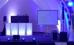 projetory s přední projekcí