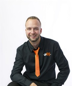 Honza - Váš DJ na firemní akci