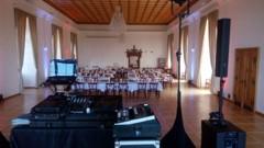 Rytířský sál - DJ stage
