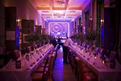 Art Restaurant - osvětlení