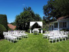 místo svatebního obřadu